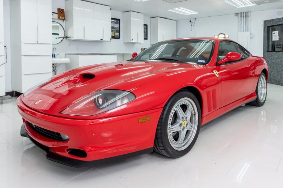 14k-Mile 2000 Ferrari 550 Maranello