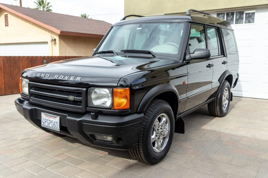 Original-Owner 2001 Land Rover Discovery II