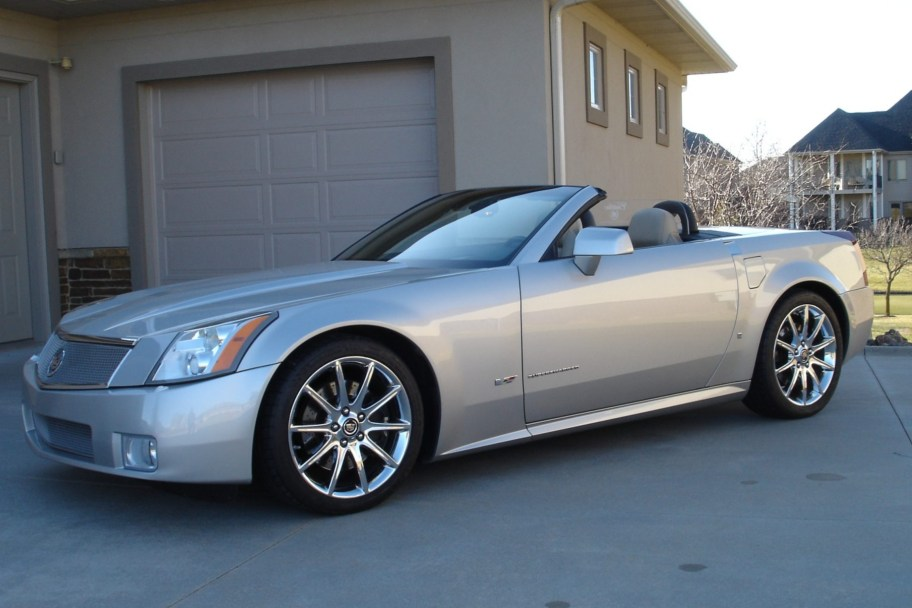 One-Owner 2007 Cadillac XLR-V