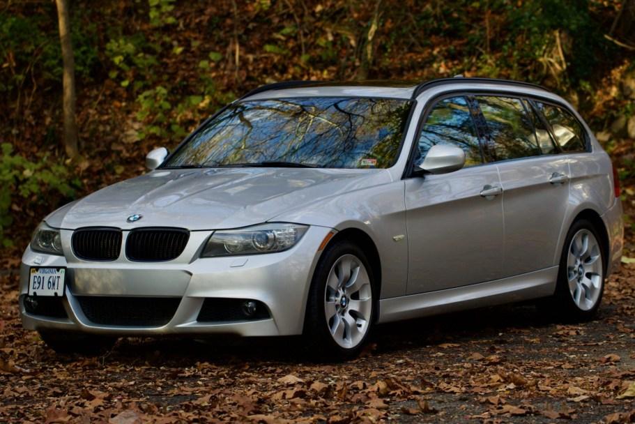 No Reserve: 2011 BMW 328i xDrive Wagon M-Sport 6-Speed