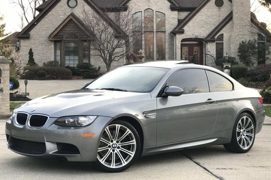 No Reserve: 19k-Mile 2011 BMW M3 Coupe