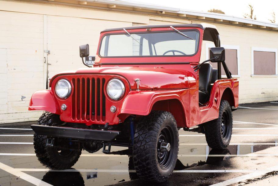1962 Willys Jeep CJ-5 w/ Overdrive