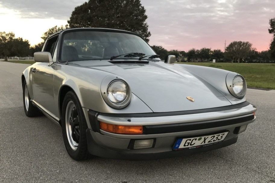 Modified 1984 Porsche 911 Carrera Targa