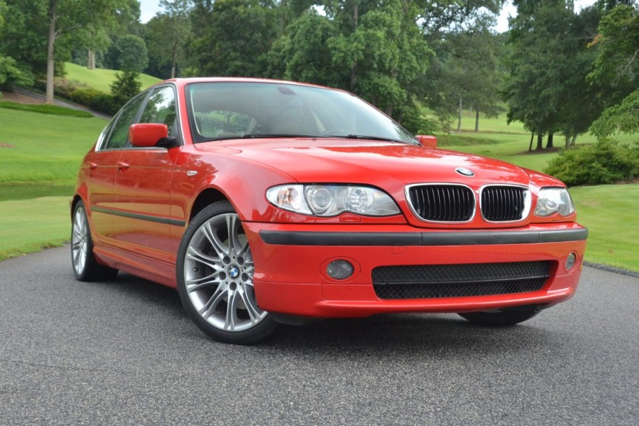 No Reserve: 2003 BMW 330i Sedan