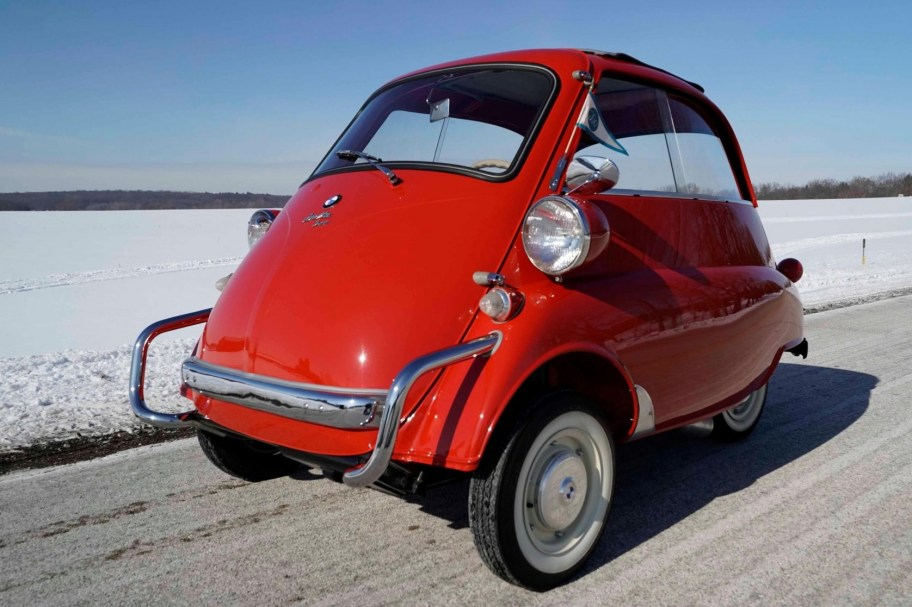 35-Years-Owned 1958 BMW Isetta 300