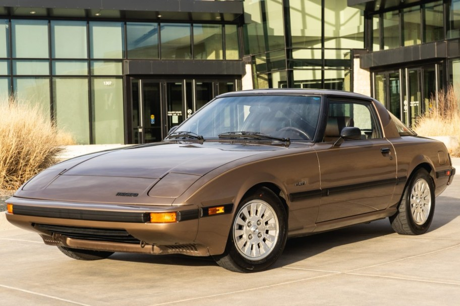 1985 Mazda RX-7 GSL-SE 5-Speed