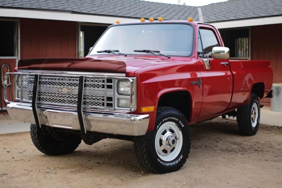 1987 Chevrolet K30 Custom Deluxe