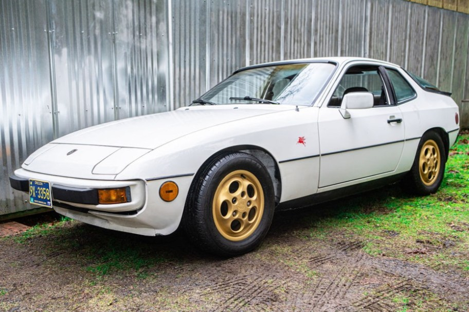 No Reserve: 1987 Porsche 924S 5-Speed