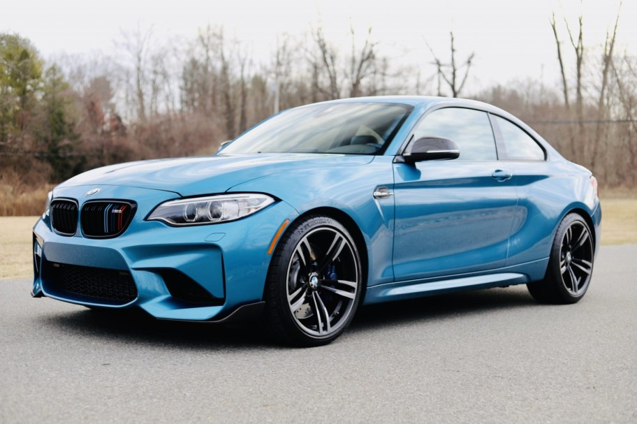 2016 BMW M2 6-Speed