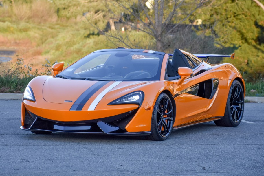 "2019 McLaren 570S Spider MSO ""Racing Through The Ages"""