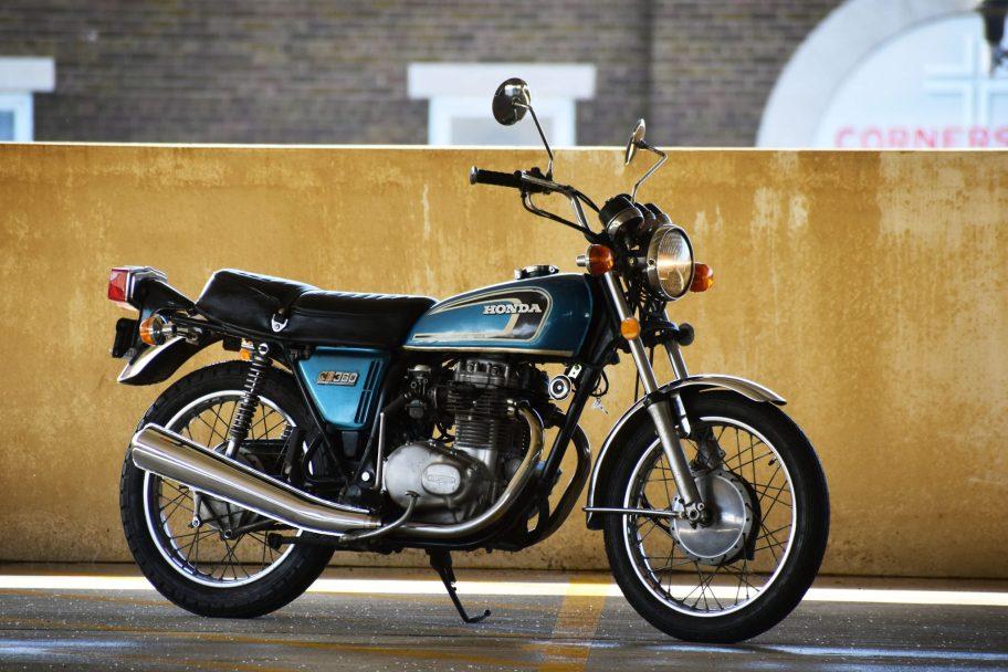 No Reserve: 1974 Honda CB360