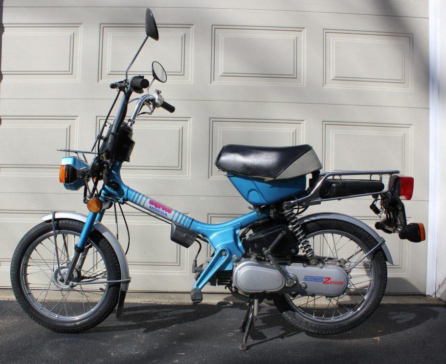 No Reserve: 1982 Honda NC50 Express