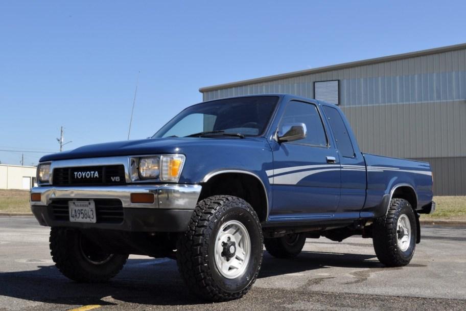 1990 Toyota Pickup SR5 4x4