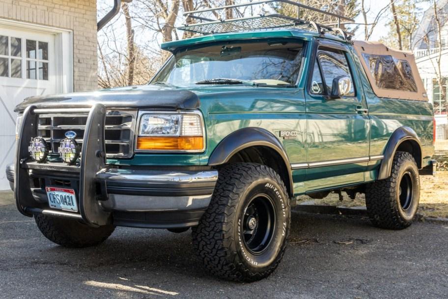 1996 Ford Bronco XLT 4×4