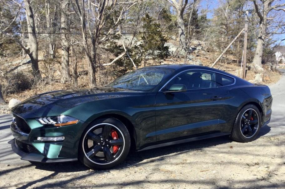 300-Mile 2019 Ford Mustang Bullitt