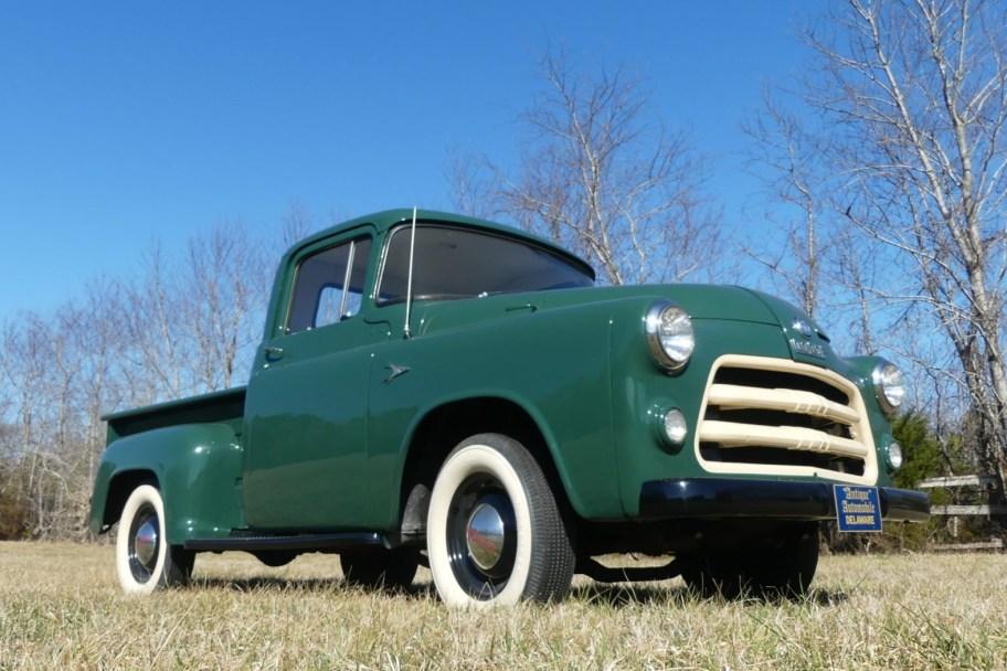 1956 Dodge C-3-B Pickup 3-Speed