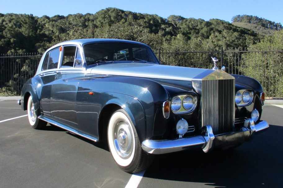 No Reserve: 35-Years-Owned 1963 Rolls-Royce Silver Cloud III