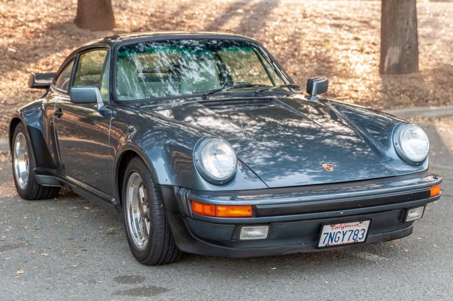1987 Porsche 911 Turbo Coupe