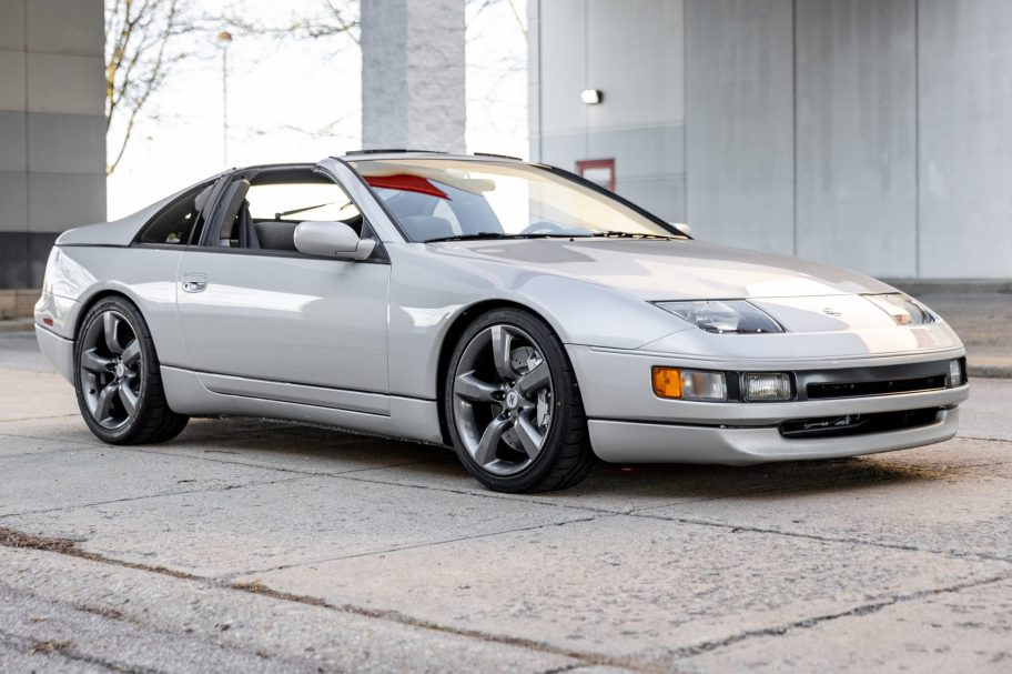 No Reserve: LS1-Powered 1991 Nissan 300ZX 5-Speed