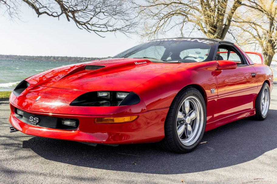 1996 Chevrolet Camaro SS JVR Hurricane 396 6-Speed