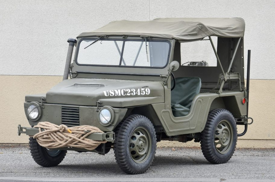 1961 AMC M422A1 Mighty Mite
