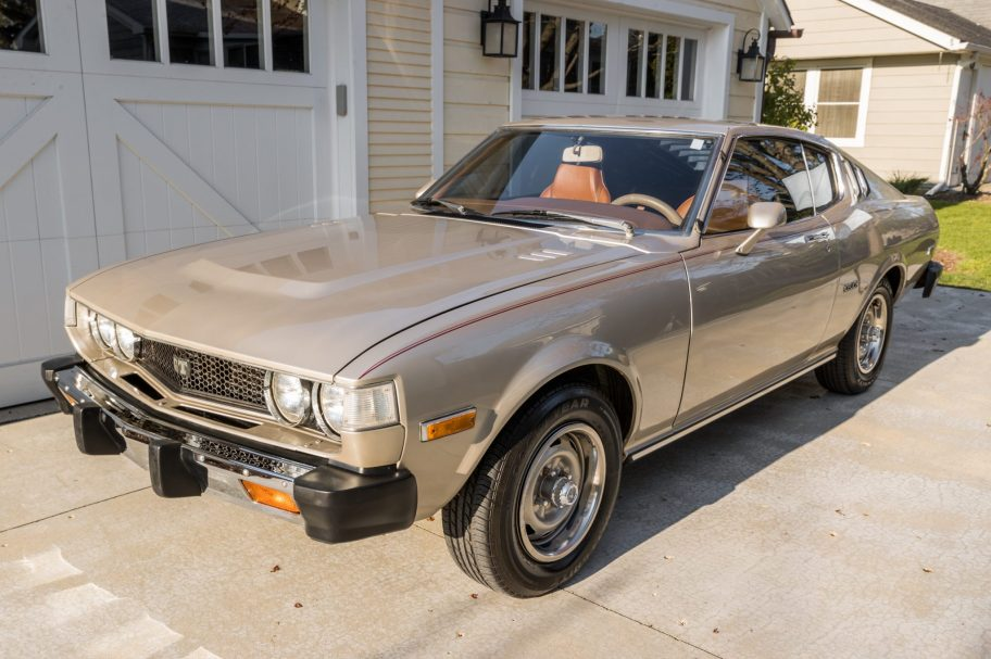 No Reserve: 1976 Toyota Celica Liftback 5-Speed