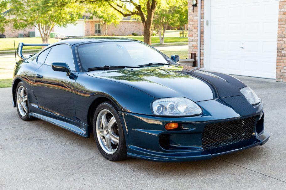 Modified 1993 Toyota Supra