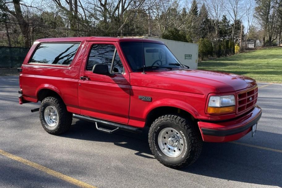 1995 Ford Bronco XLT Sport 4×4