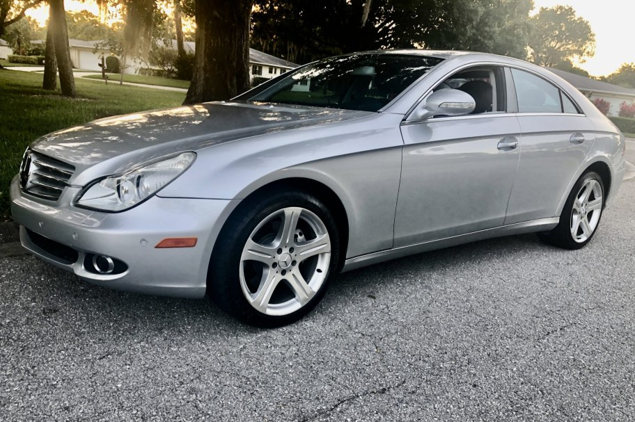 No Reserve: 2006 Mercedes-Benz CLS500