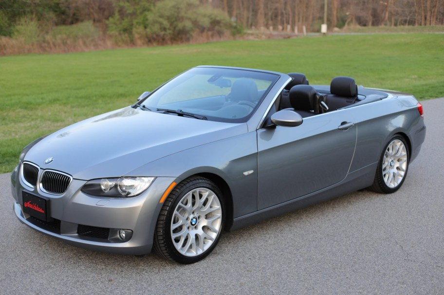 No Reserve: 2007 BMW 328i Convertible