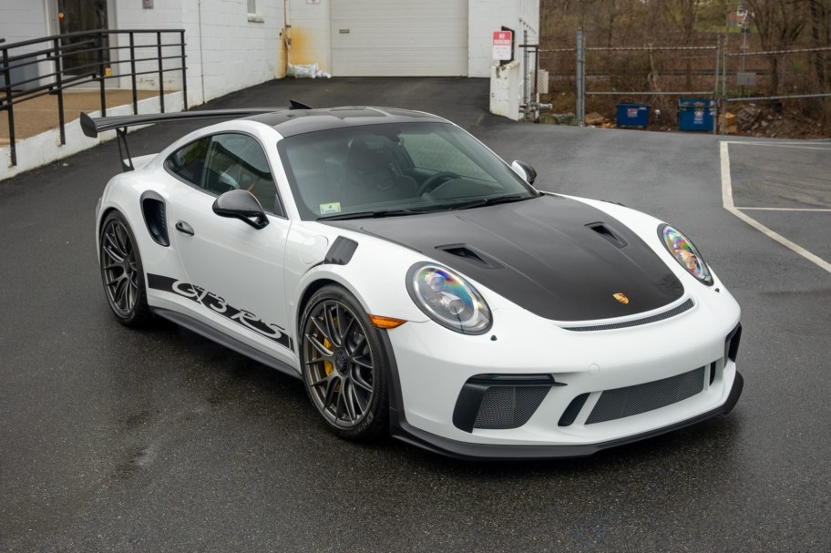 994-Mile 2019 Porsche 911 GT3 RS Weissach