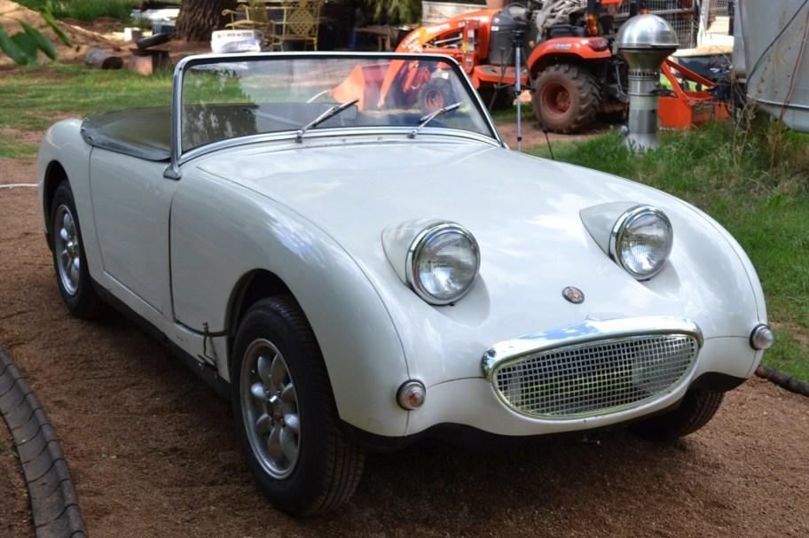 No Reserve: 1959 Austin-Healey Bugeye Sprite