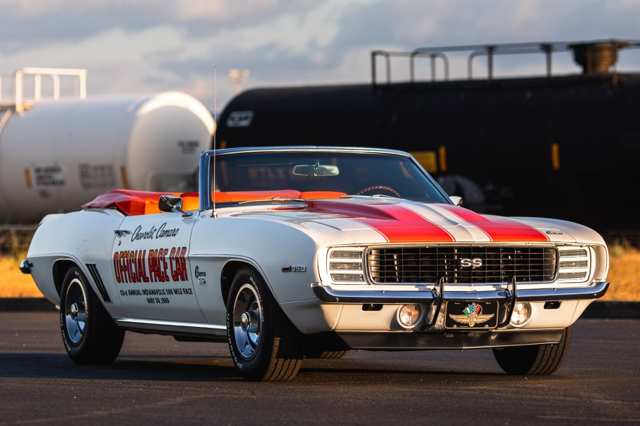 1969 Chevrolet Camaro Z11 Indy Pace Car Convertible