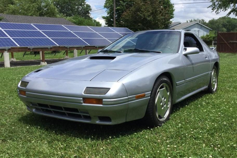 No Reserve: 1988 Mazda RX-7 Turbo II