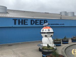 The Deep is a great place to go!