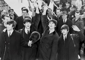 The Beatles are a famous export from Liverpool