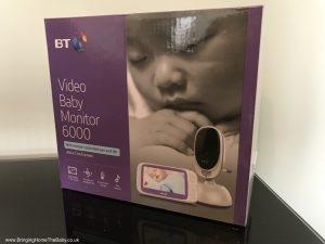 The BT Video Baby Monitor 6000 is great!!