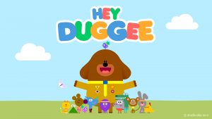 Hey Duggee is amazing for kids!