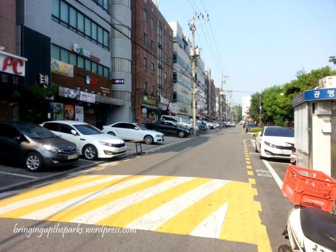 Ilwondong Food Street