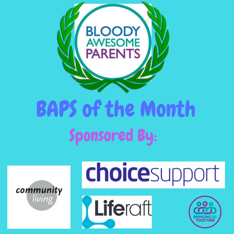 BAPS of the Month – November and December winners
