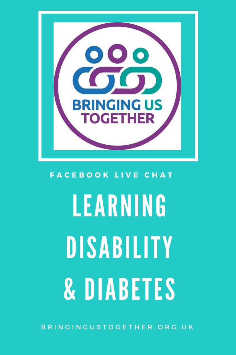 Diabetes with a Learning Disability?