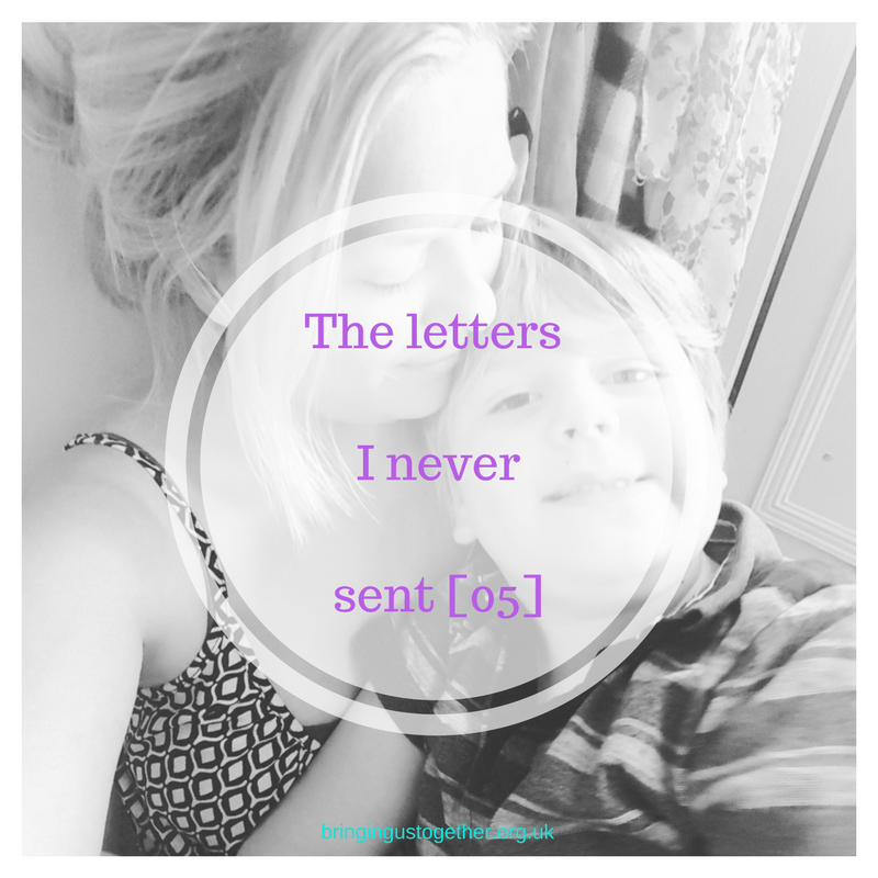 Letters I never sent [05]