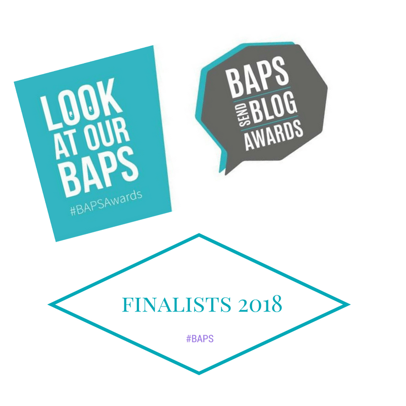 BAPS Blogging Awards 2018 - Finalists announced today