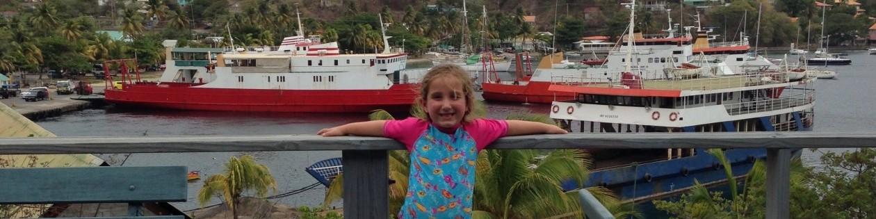 Bequia, Family travel, family vacation, kids caribbean, family trip