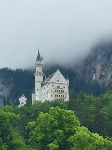Neuschwanstein Castle, Bavaria, Germany, Family vacation, family travel