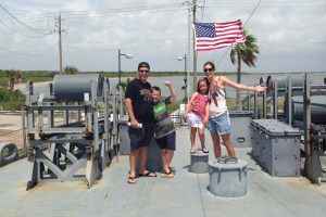 USS Stewart, Galveston