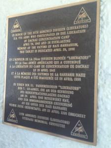 US Army, WWII Heroes, Dachau, history liberators, humanity