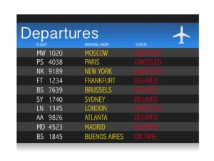 Flights Delay, Flights Canceled, Family Travel Plans, Family travel, Travel Plans