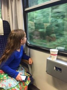 European Train Travel, Family train travel, Europe Family vacation train