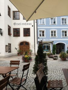 German Cafe, Guest house,